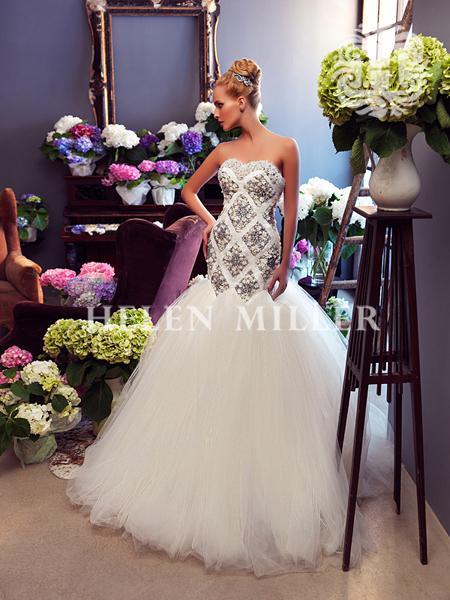 платье из трикотажа на осинке