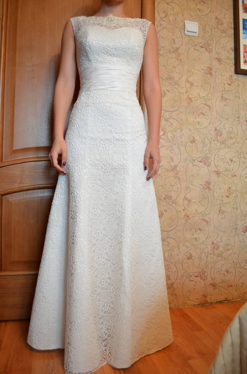 Кремовый Цвет Свадебного Платья И Аксесуары К Нему
