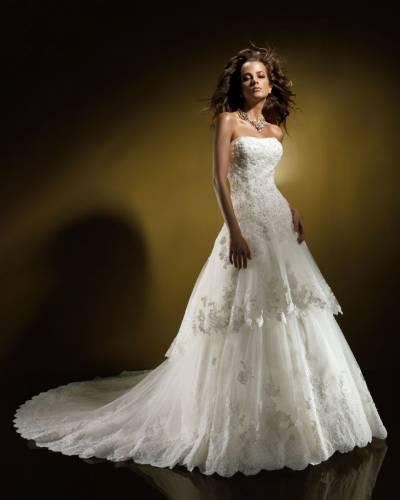 свадебное платье 55 000